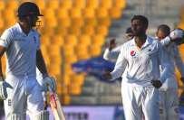 پاکستان کرکٹ ٹیم کیلئے اچھی خبر ، لیگ اسپنر یاسر شاہ اور اظہر علی فٹ ..