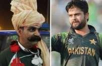 کرکٹر احمد شہزاد کی چاچا کرکٹ سے بدتمیزی