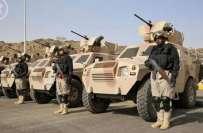 سعودی عرب کا دستہ پاکستان پہنچ گیا، مشترکہ فوجی مشقیں (کل) سے شروع ہوگئیں