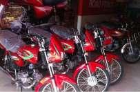 ستمبر میں موٹر سائیکل کی فروخت میں 26 فیصد اضافہ