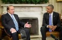 وزیراعظم نواز شریف امریکی صدر بارک اوبامہ سے ملاقات میں اہداف حاصل ..