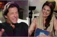 ریحام خان ضرور عمران خان کی لنکا ڈھائے گی: سلیم بخاری