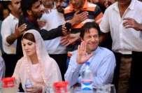عمران خان اور ریحام میں طلاق کے معاملات 8 کروڑ میں طے پائے: ذرائع