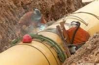ترکمانستان نے تاپی منصوبے پر کام شروع کردیا،پاکستان اور بھارت کو توانائی ..