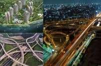 چائنا کٹنگ اورغیرقانونی تعمیرات سے کراچی شہر کا ماسٹر پلان تبدیل ہونے ..
