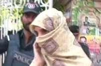 لاہور' پو لیس کی باغبانپورہ میں کارروائی' بھارتی خاتون جاسوس کو گر ..