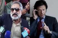 عمران خان کا ذوالفقار مرزا کو ٹیلی فون، بدین میں شاندار کامیابی پر ..