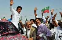 عمران خان کے آبائی حلقے عیسیٰ خیل میں پی ٹی آئی کو بدترین شکست کا سامنا ..