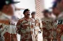 ڈی رینجرز سندھ نے کراچی میں آپریشن مزید تیز کرنے کا حکم دیدیا، میجر ..