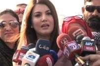 ریحام خان نے ایک اور کپتان کو پر یشان کر دیا 'لندن سے کراچی آتے ہوئے ..