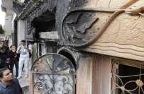 قاہرہ، ریستوران پر آتش گیر مادے کے حملے میں 18 افراد ہلاک