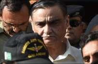 پولیس کی جانب سے مقدمہ ختم کیے جانے کے بعد نیب نے ڈاکٹر عاصم کی گرفتار ..