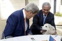 جیسا مالک ویسا ۔۔۔اسرائیلی وزیر اعظم کے کتے نے ڈپٹی وزیر خارجہ کے شوہر ..