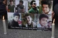 وزیراعظم نے اسلام آباد میں 122 سکولوں اور کالجوں کو اے پی ایس پشاور کے ..