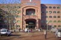 جنرل ہسپتال کے سامنے گملے سے نومولود کی لاش برآمد