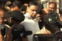 ڈاکٹرعاصم کیس میں سندھ حکومت کی دخل اندازی کے خلاف رینجرز نے ایک اور ..