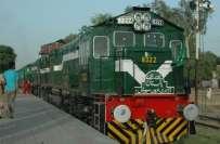 پاکستان ریلوے پر عوام کا اعتما د بحال ہونے سے ملک بھر میں ٹکٹوں کی ریکارڈ ..