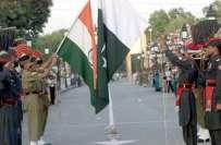 پاکستان اور بھارت کا لائن آف کنٹرول پر صبر وتحمل کا مظاہرہ کرنے اور ..