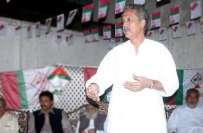کراچی کے نامزد مئیر ایم کیو ایم کے وسیم اختر سمیت 3 رہنماوں کے وارنٹ ..