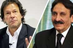 سابق چیف جسٹس افتخار محمد چودھری نے عمران خان کے خلاف ہتک عزت کا دعویٰ ..