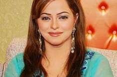 اداکارہ مدیحہ شاہ نے لاہور میں ولیمہ کے لیے انتظامات شروع کروادیئے