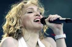 ٹائیسن نے میڈونا کیساتھ ایک گیت ریکارڈ کرادیا