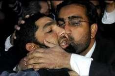 ایک تصویر کی بنیاد پر جسٹس شوکت عزیز صدیقی کی کردار کشی کی مذمت ،شرانگیز ..
