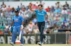 کارلٹن مڈ ٹرائی سیریز ،بھارت کا انگلینڈ کو فائنل تک رسائی کے لیے 201رنز ..