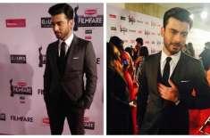 فواد خان فلم فیئر ایوارڈ جیتنے میں کامیاب