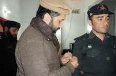 جنوبی وزیرستان ،پاک فوج کی زیرنگرانی تربیت حاصل کرنے والے 26اہلکاروں ..