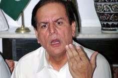 کشمیر پاکستان کا اٹوٹ انگ ہے شہیدوں کا خون رائیگاں نہیں جائے گا ،مخدوم ..