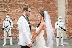 انوکھی شادی
