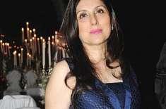 ثمینہ پیرزادہ طویل عرصہ کے بعد ٹی وی اشتہار میں جلوہ گر