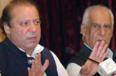 وزیر اعظم نواز شریف اور وزیر اعلی سندھ کو شہداء شکارپور کے ورثا کے پاس ..