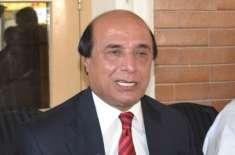 جعلی اکائونٹس کیس کی کراچی سے اسلام آباد منتقلی غیر آئینی ہے، لطیف ..