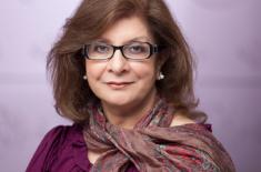 کراچی کی رونقیں بحال کرنے کیلئے کوششیں کریں گے' سلطانہ صدیقی