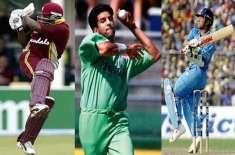وسیم اکرم، برائن لارا اور سچن ٹنڈولکر عظیم ترین کھلاڑیوں میں شامل کر ..