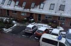 چھت پر برف کیوں نہیں؟ پولیس نے کر ڈالی کاروائی