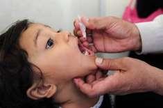 خیبرپختونخوا  33 ہزار والدین نے بچوں کو پولیو سے بچاؤ کے قطرے پلانے سے ..