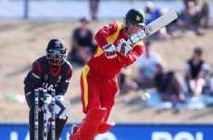 ورلڈ کپ 2015ء : زمبابوے نے متحدہ عرب امارات کو 4وکٹوں سے ہرا دیا