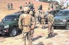 امن وامان میں بہتری ،سکیورٹی فورسز نے مہمند ایجنسی میں9 اور کرم ایجنسی ..
