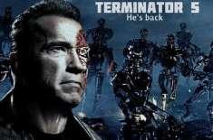 فلم ٹرمینیٹر-5جینیسیز کانیا ٹریلر منظر عام پر آگیا
