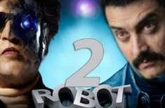 بالی ووڈ کے ادا کار عامر خان نے فلم روبوٹ کے سیکوئل میں کام کرنے کی تردید ..