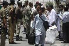 بھارت نے13پاکستانی قیدیوں کو رہا کرکے پاکستان کے حوالے کر دیا،