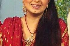 اداکارہ روبی انعم کی والدہ انتقال کر گئیں ، فنکاروں کا اظہار تعزیت