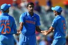 ورلڈ کپ 2015ء : متحدہ عرب امارات کا بھارت کو جیت کے لیے 103رنز کا ہدف