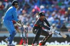 ورلڈ کپ 2015ء :بھارت نے متحدہ عرب امارات کو 9وکٹوں سے ہرا دیا