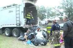 بے گھر جوڑے کو کچرے کے پاس سونا مہنگا پڑ گیا