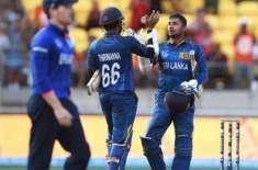 سری لنکا نے انگلینڈ کو 9 وکٹوں سے شکست دے دی