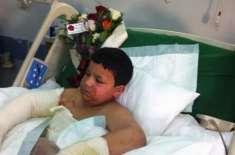 دس سالہ سعودی بچے نے جان پر کھیل کر گھر والوں کی زندگی بچا لی